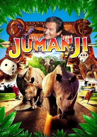 Джуманджи / Jumanji (1995): постер