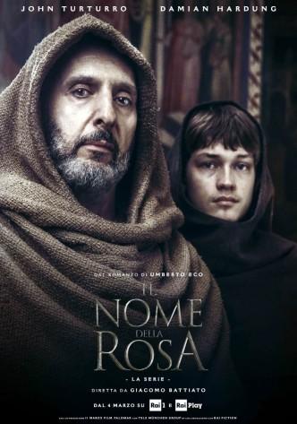 Имя розы / The Name of the Rose / Il Nome della Rosa / Der Name der Rose (2019) (телесериал): постер