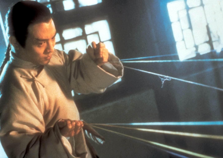 Легенда о Красном драконе / Hung Hei Kwun: Siu Lam ng zou / The New Legend of Shaolin (1994): кадр из фильма