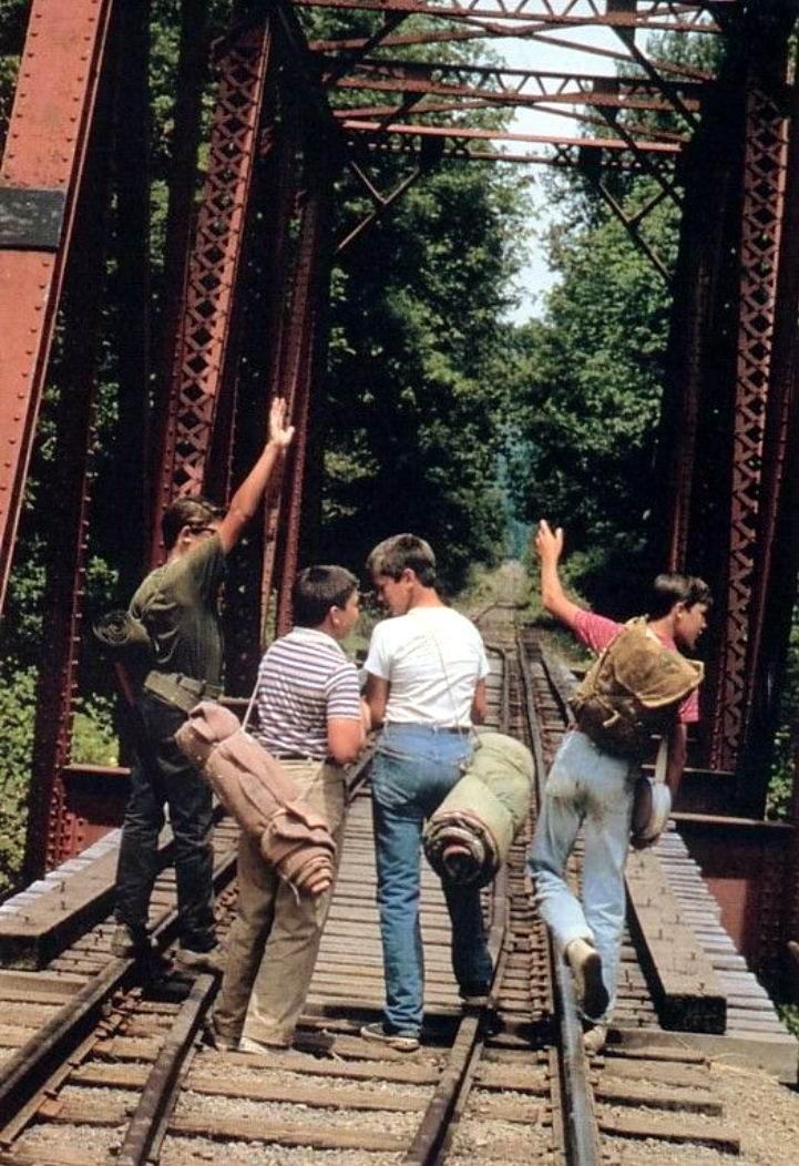 Останься со мной / Stand by Me (1986): кадр из фильма