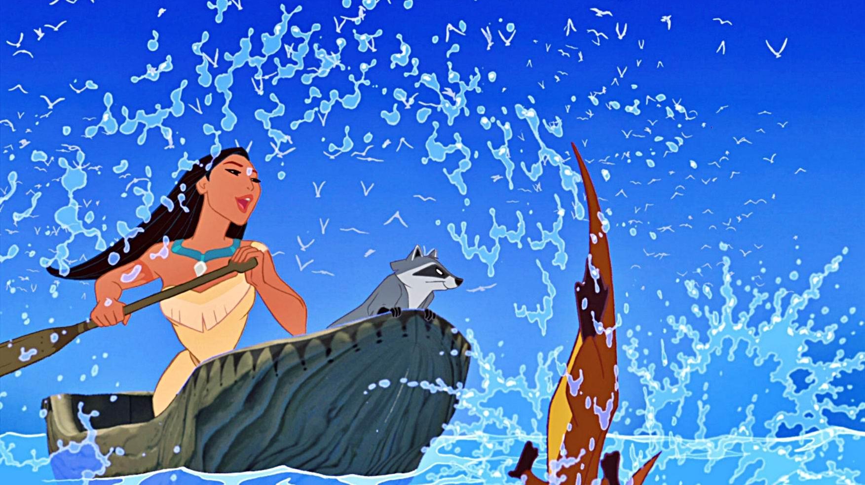Покахонтас / Pocahontas (1995): кадр из фильма