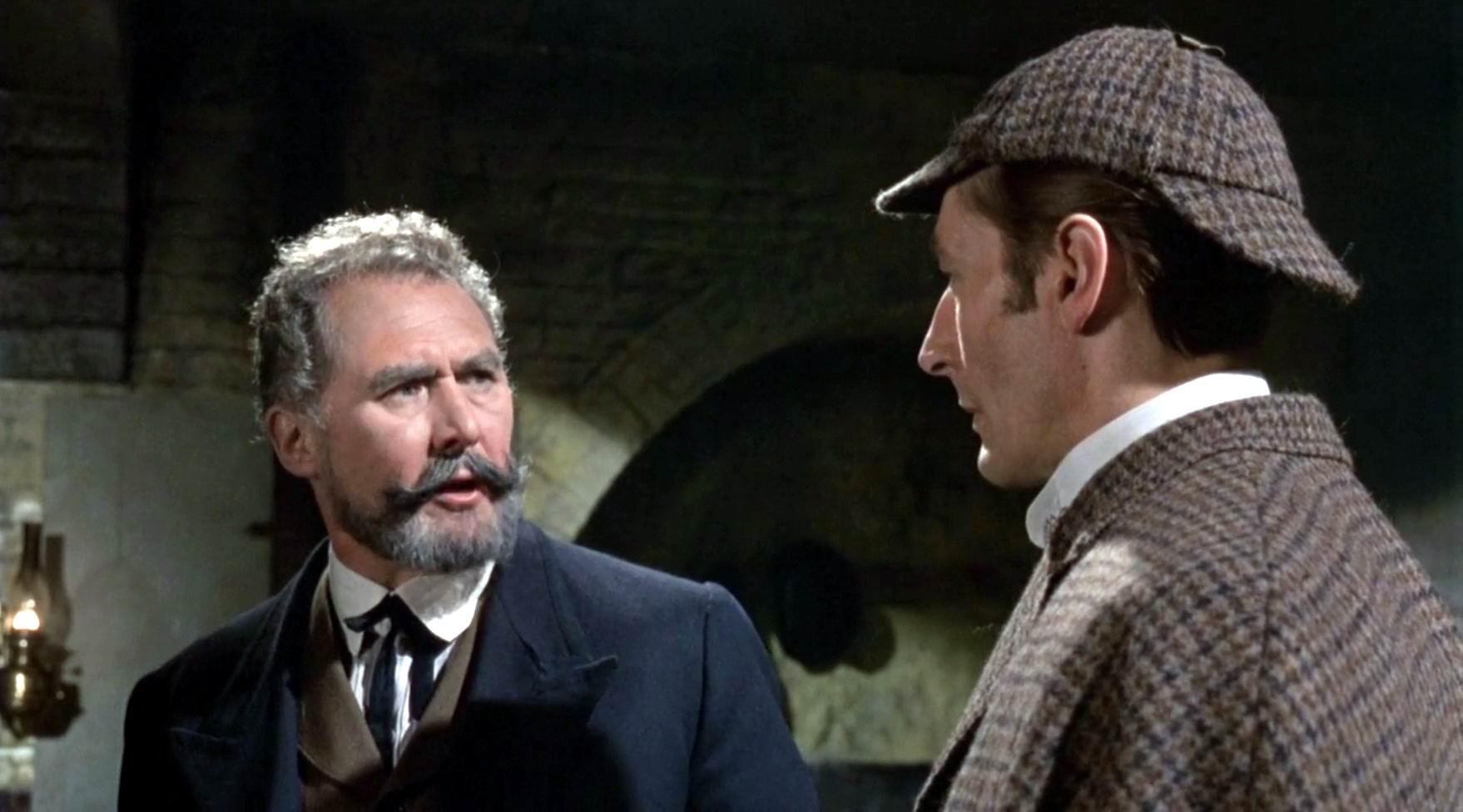 Шерлок Холмс: Этюд в кошмарных тонах / A Study in Terror (1965): кадр из фильма