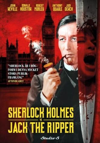 Шерлок Холмс: Этюд в кошмарных тонах / A Study in Terror (1965): постер