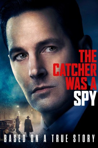 Шпионская игра / The Catcher Was a Spy (2018): постер