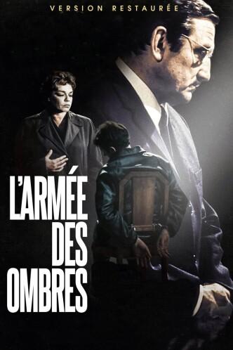 Армия теней / L'armée des ombres (1969): постер