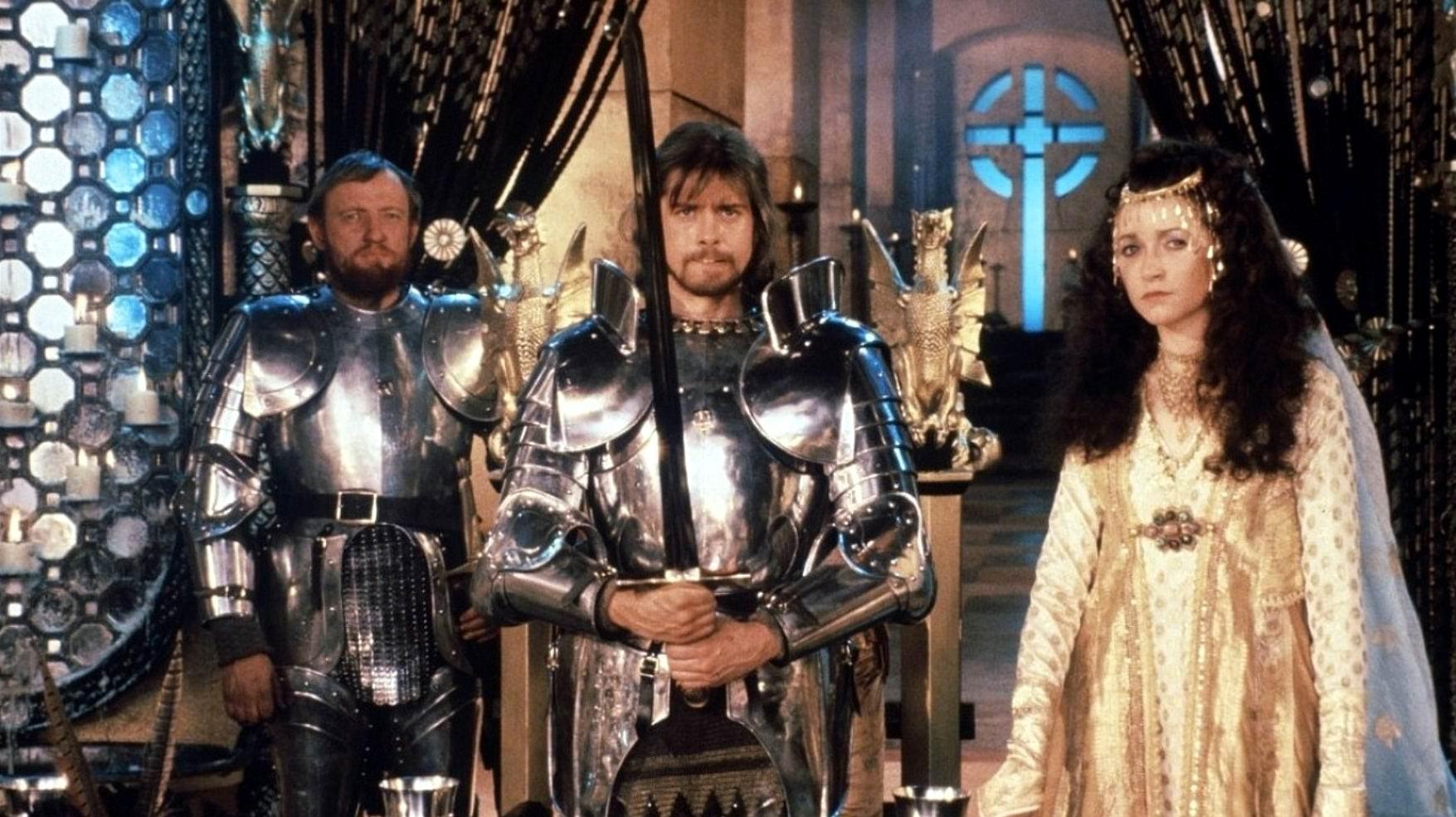 Экскалибур / Excalibur (1981): кадр из фильма