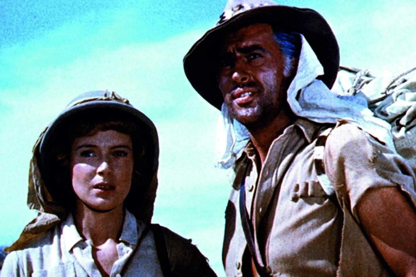 Копи царя Соломона / King Solomon's Mines (1950): кадр из фильма