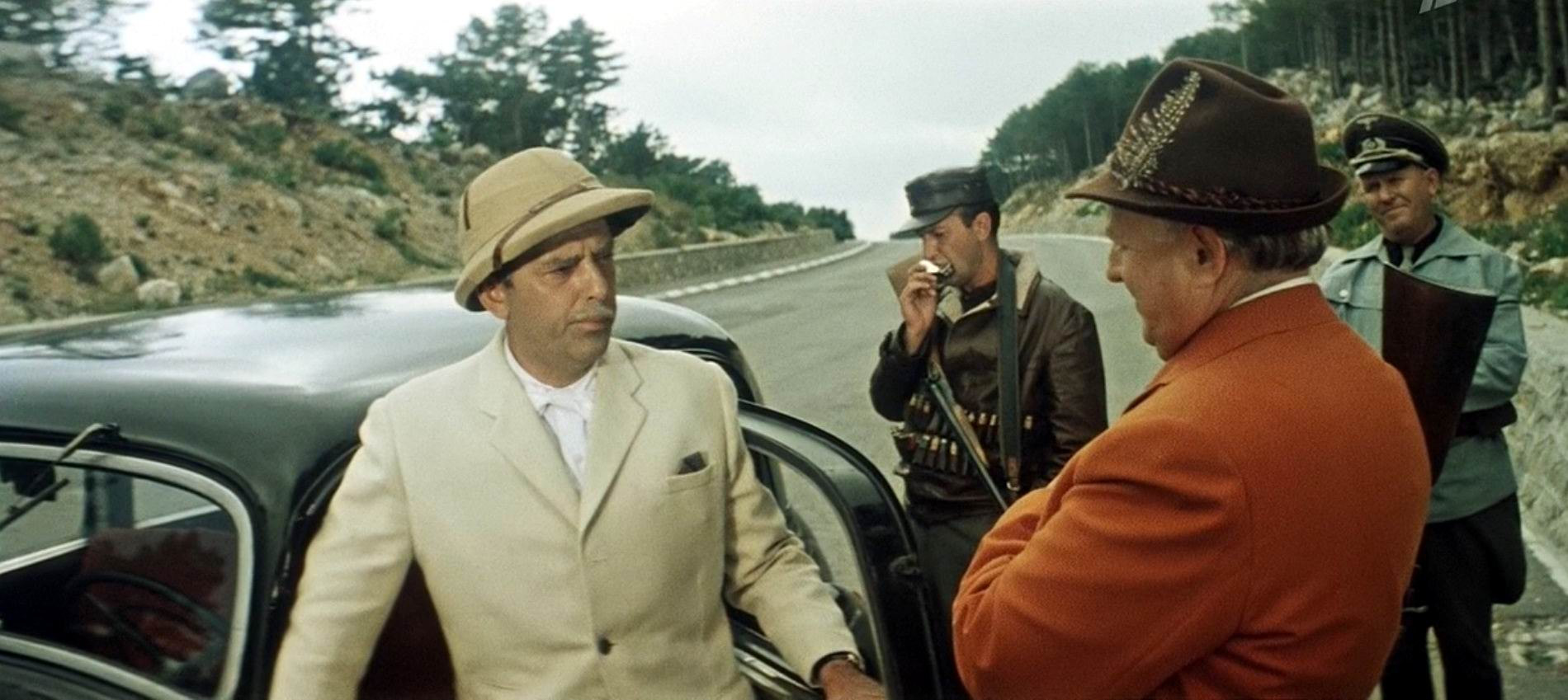 Один шанс из тысячи / Odin shans iz tysyzhi (1969): кадр из фильма