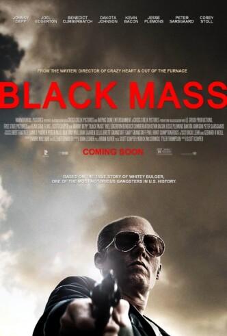 Чёрная месса / Black Mass (2015): постер