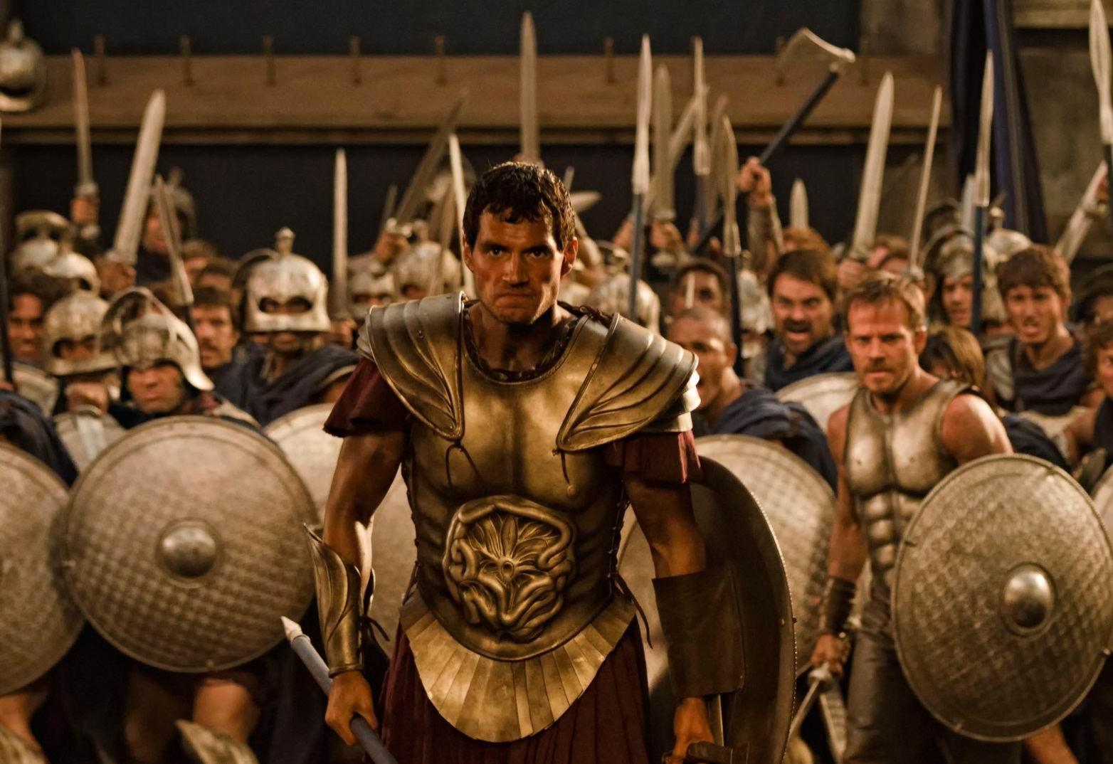 Война богов: Бессмертные / Immortals (2011): кадр из фильма