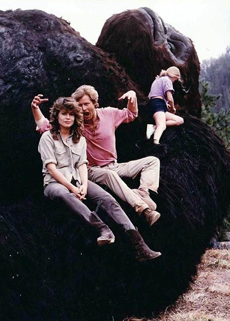 Кинг-Конг жив / King Kong Lives (1986): кадр из фильма