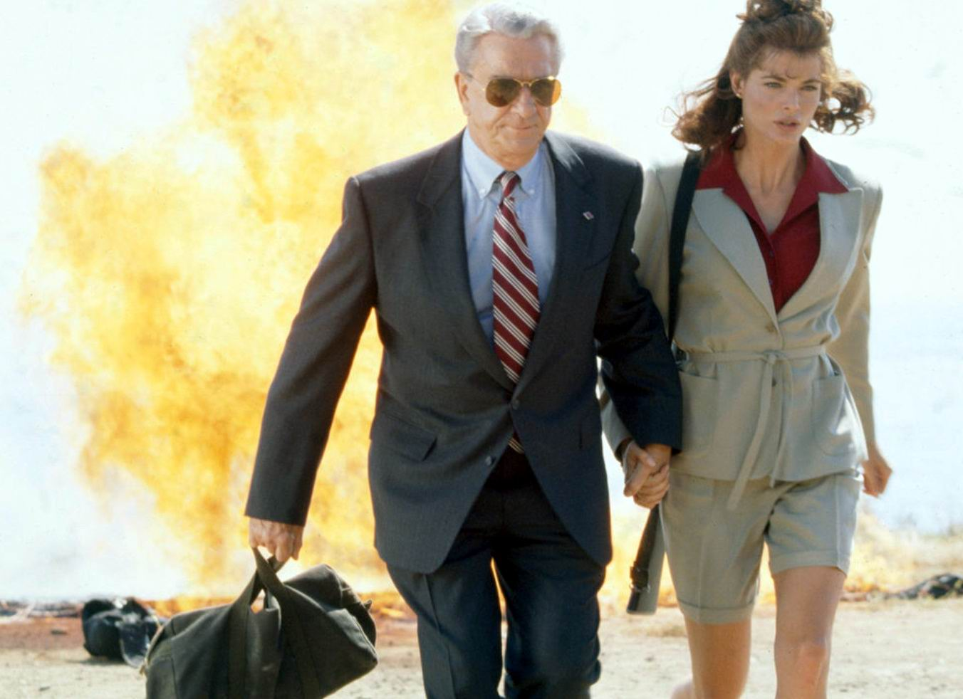 Неистребимый шпион / Spy Hard (1996): кадр из фильма