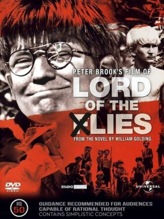 Повелитель мух / Lord of the Flies (1963): постер
