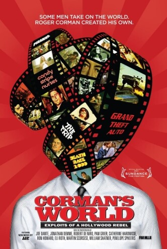 Мир Кормана / Corman's World: Exploits of a Hollywood Rebel (2011): постер