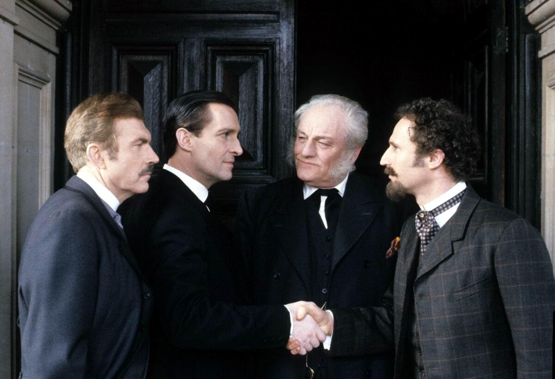 Приключения Шерлока Холмса / The Adventures of Sherlock Holmes (1984-1985) (телесериал): кадр из сериала