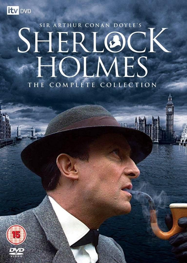 Приключения Шерлока Холмса / The Adventures of Sherlock Holmes (1984-1985) (телесериал): постер