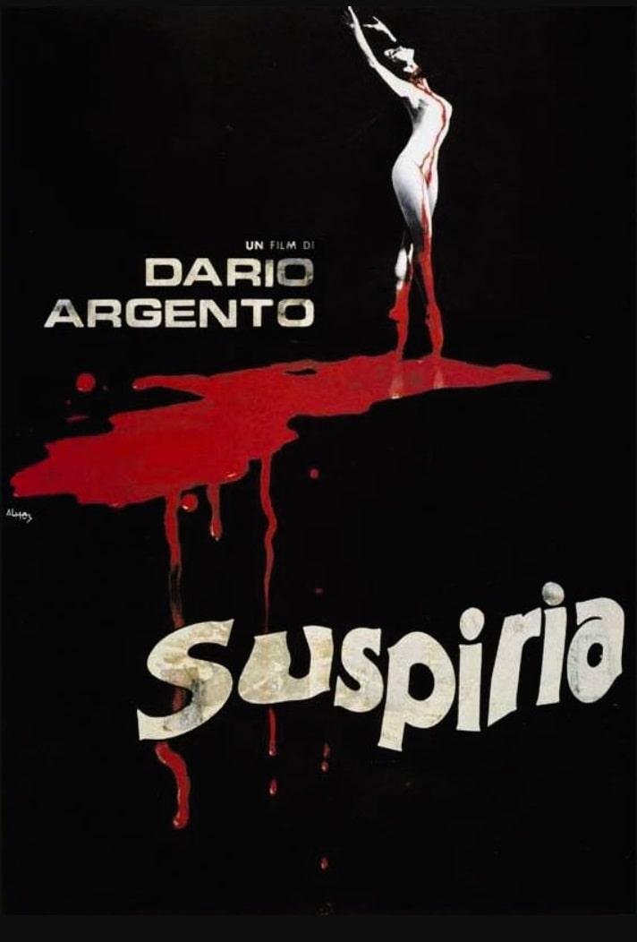 Суспирия / Suspiria (1977): постер
