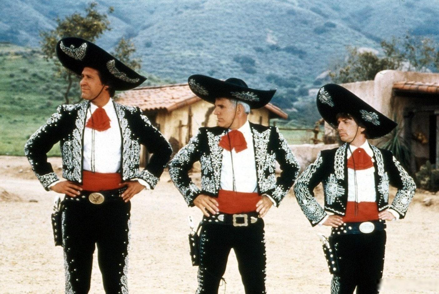 Три амиго / Three Amigos! (1986): кадр из фильма