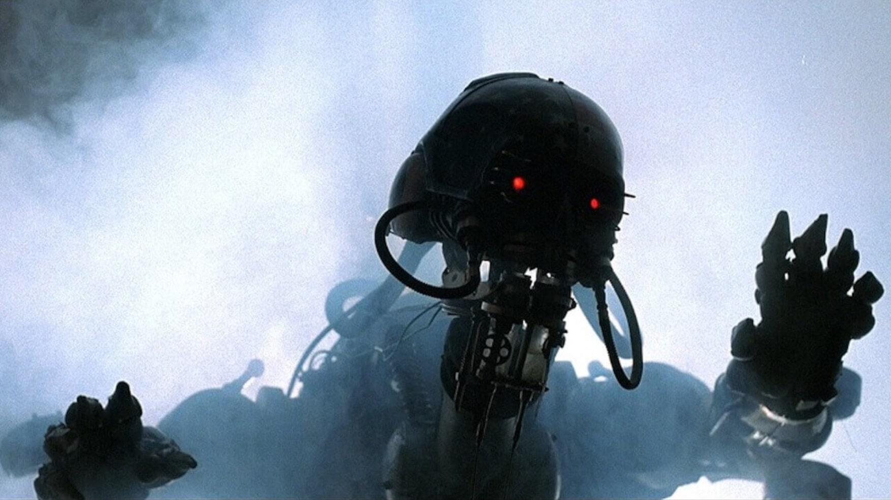 Железо / Hardware (1990): кадр из фильма