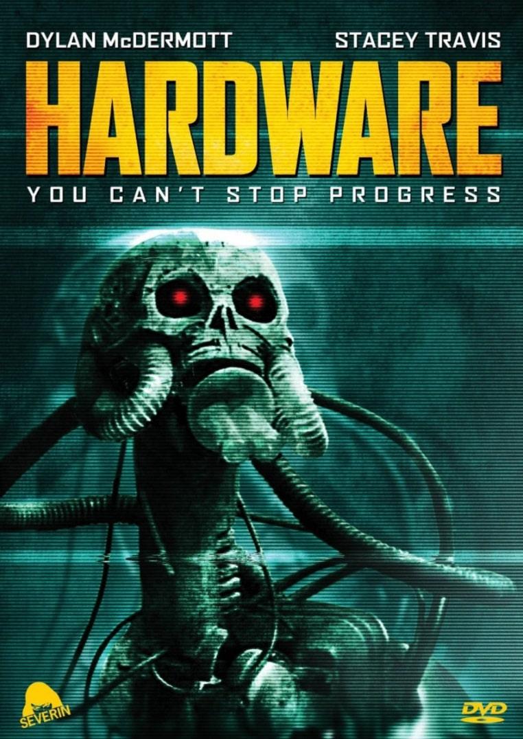 Железо / Hardware (1990): постер