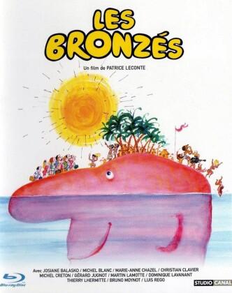 Загорелые / Les bronzés (1978): постер