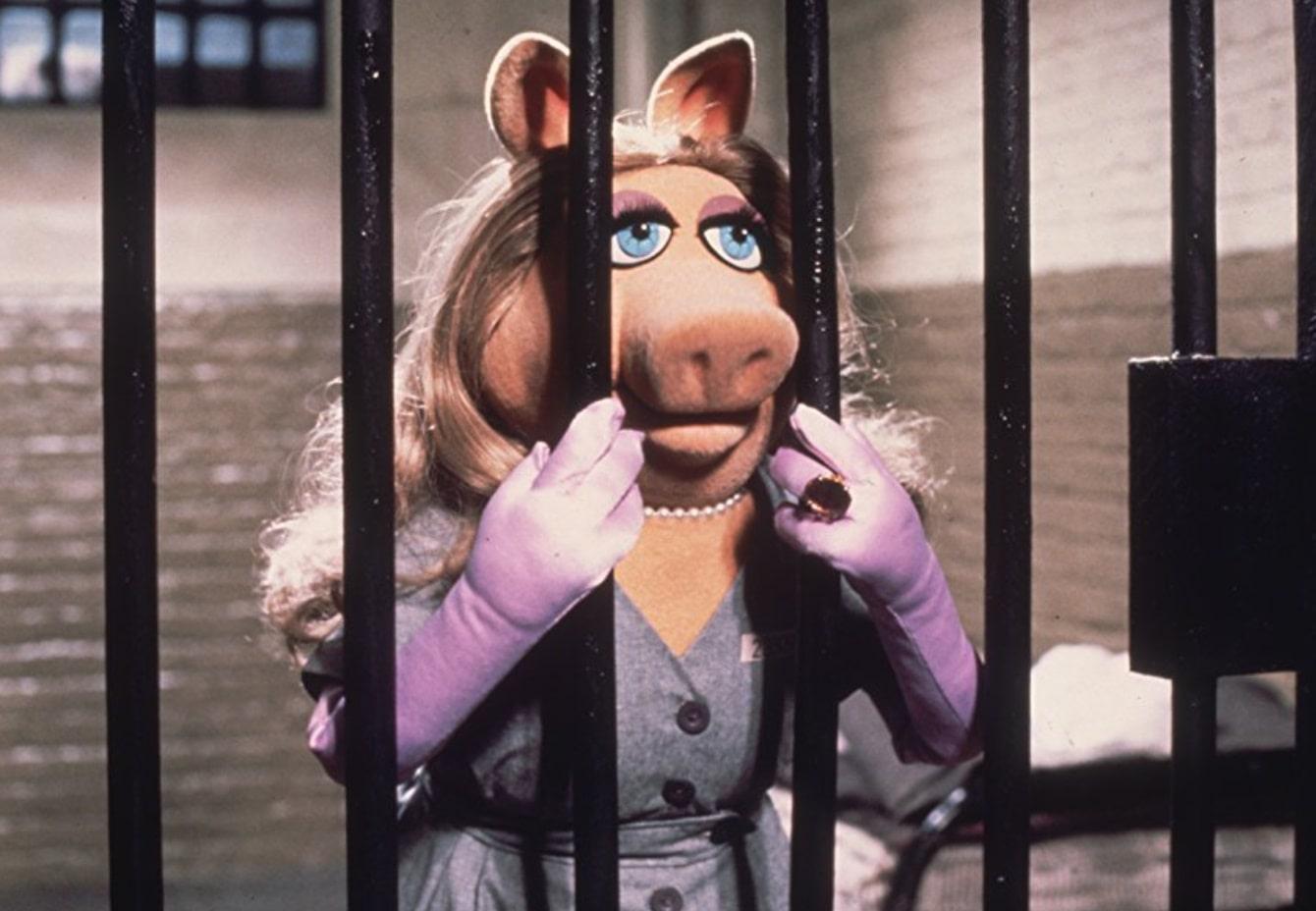 Большое ограбление маппетов / The Great Muppet Caper (1981): кадр из фильма
