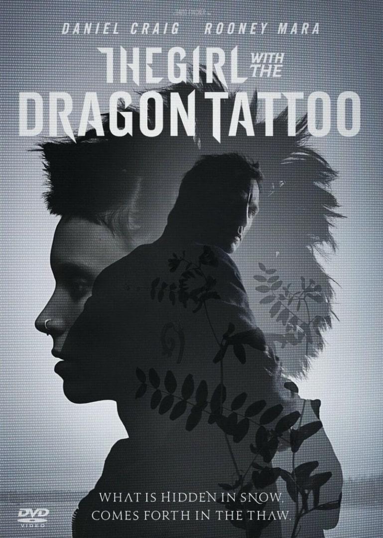 Девушка с татуировкой дракона / The Girl with the Dragon Tattoo (2011): постер