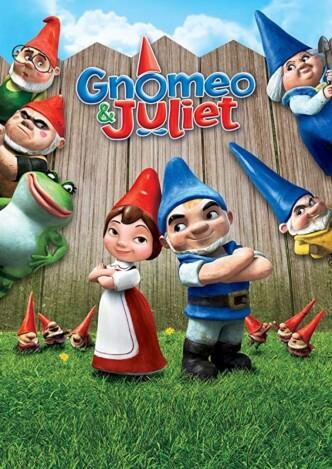 Гномео и Джульетта / Gnomeo & Juliet (2011): постер