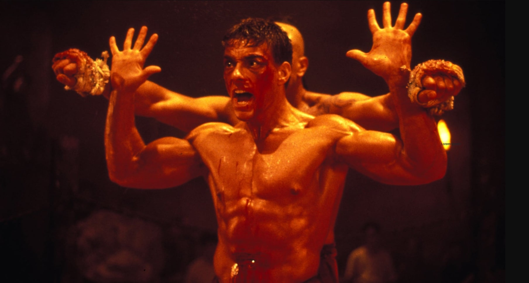 Кикбоксёр / Kickboxer (1989): кадр из фильма