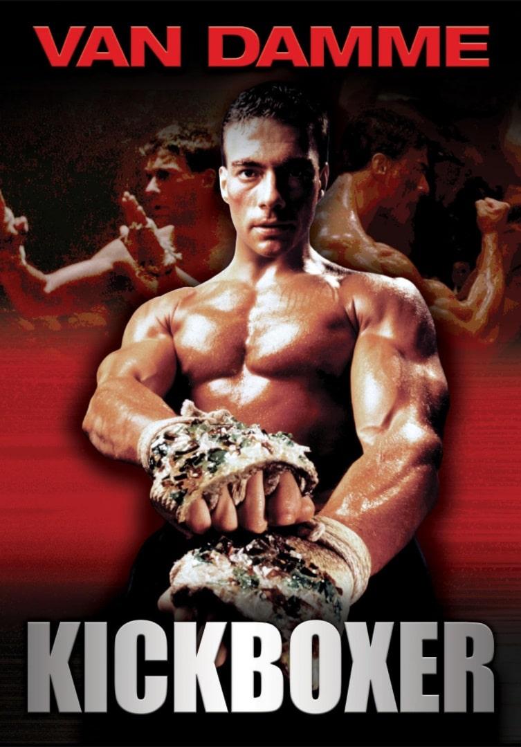 Кикбоксёр / Kickboxer (1989): постер