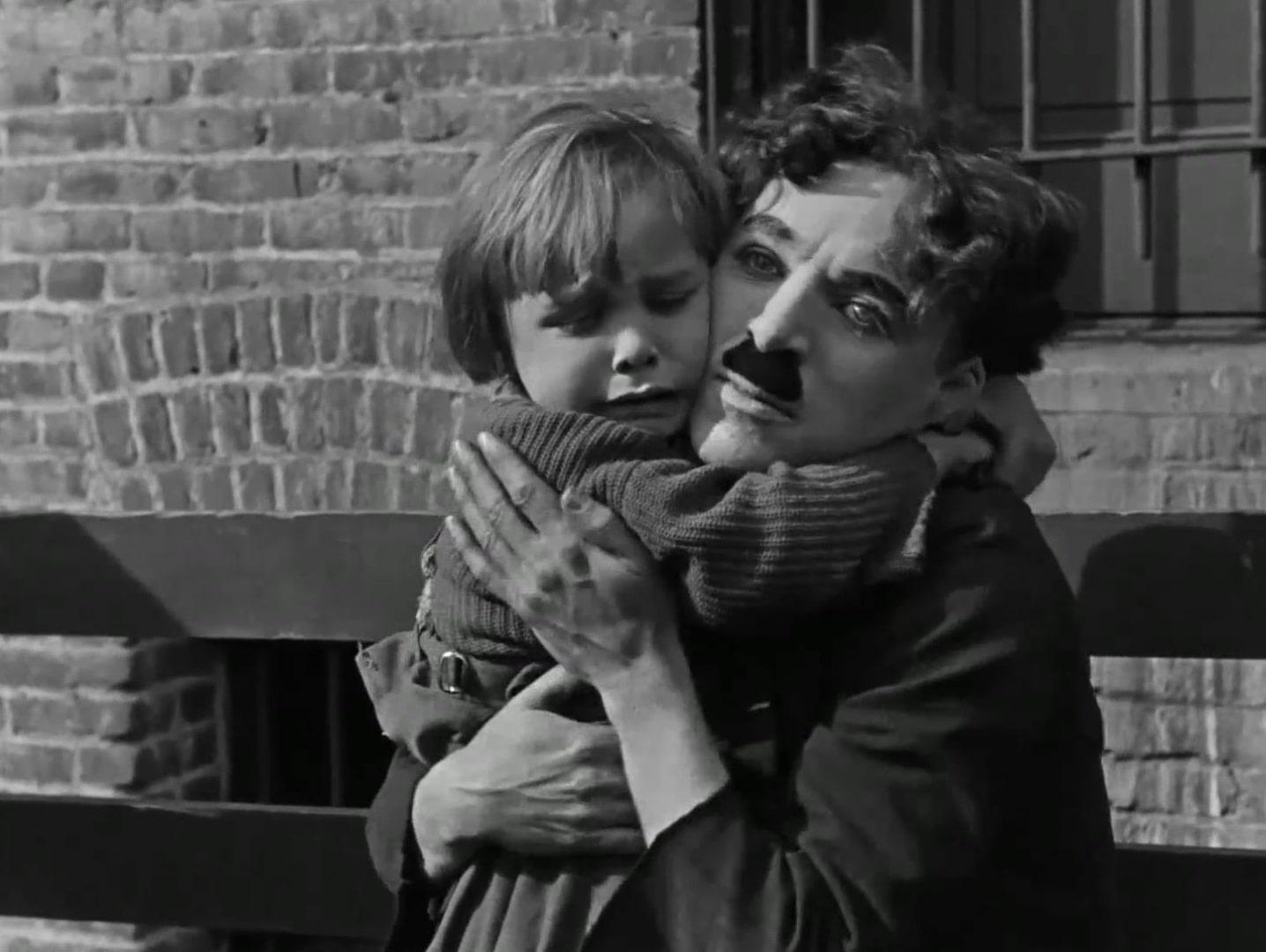 Малыш / The Kid (1921): кадр из фильма