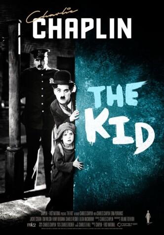 Малыш / The Kid (1921): постер