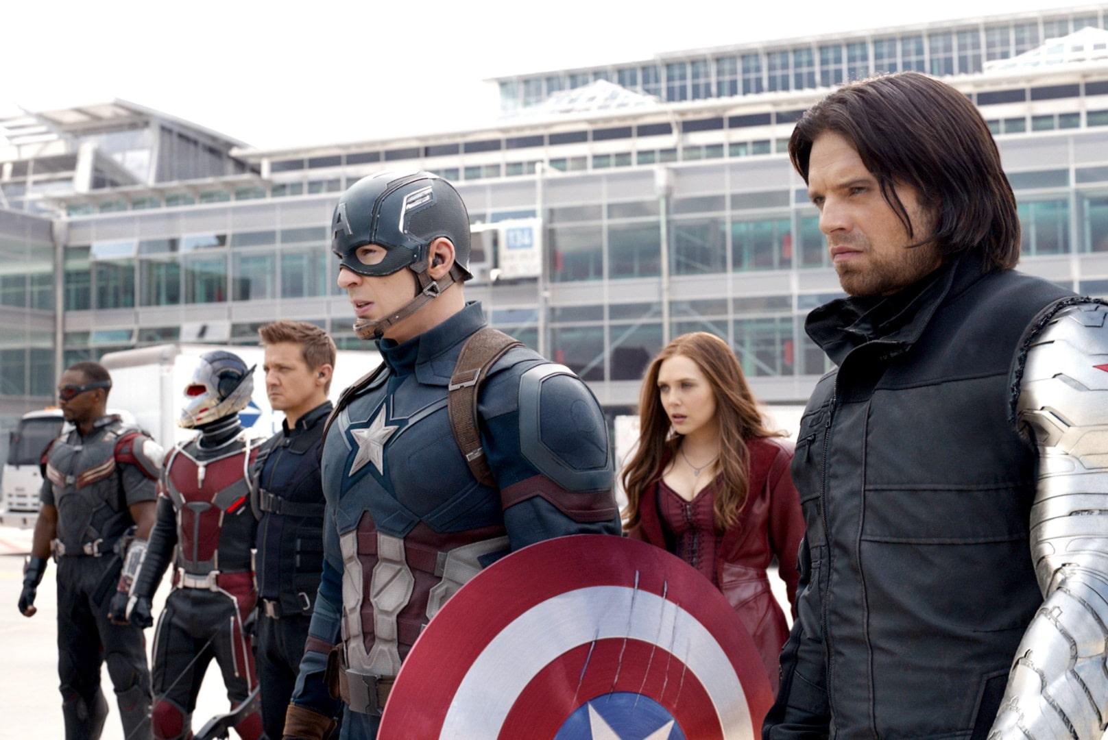 Первый мститель: Противостояние / Captain America: Civil War (2016): кадр из фильма