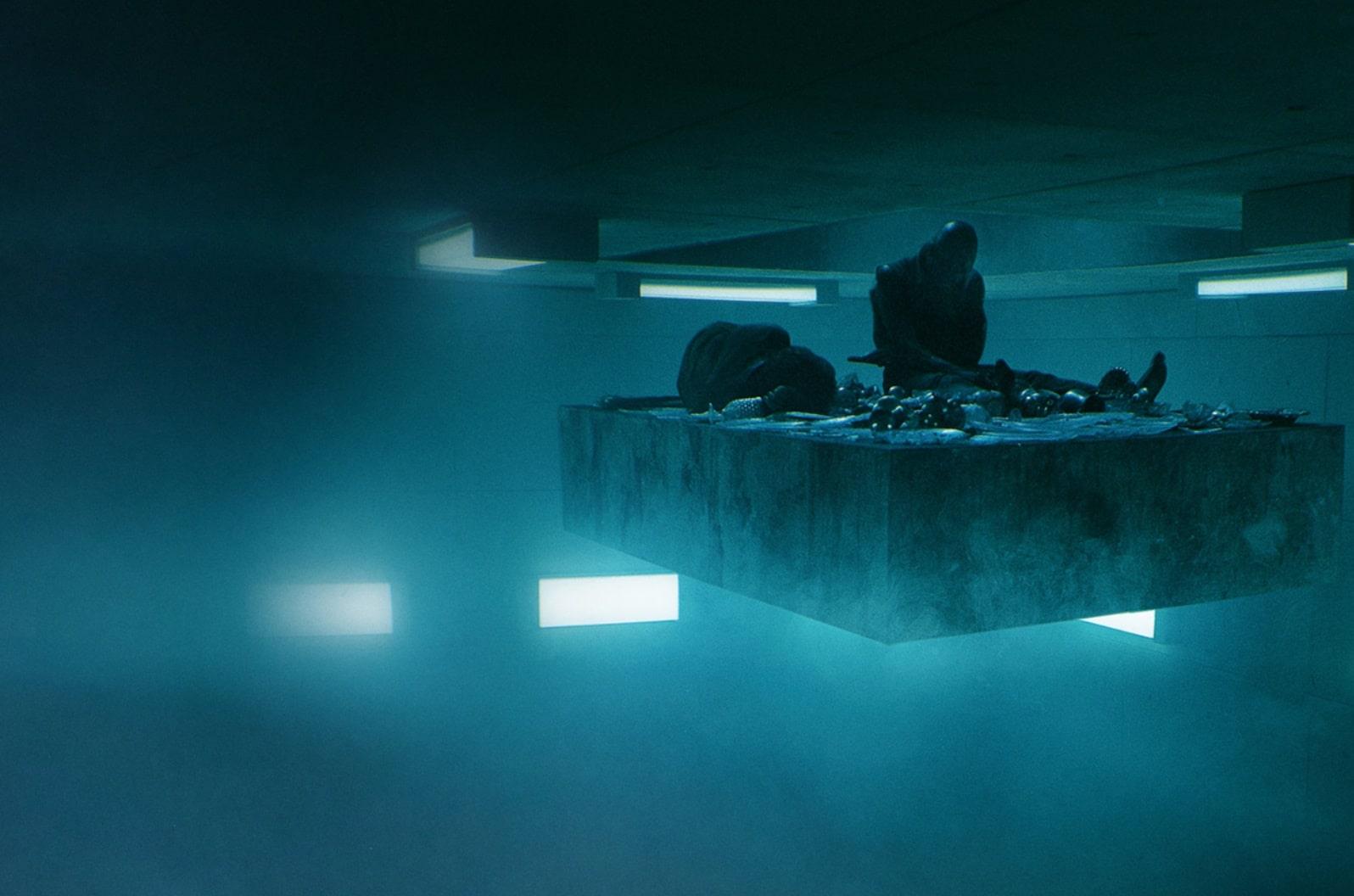 Платформа / El hoyo (2019): кадр из фильма