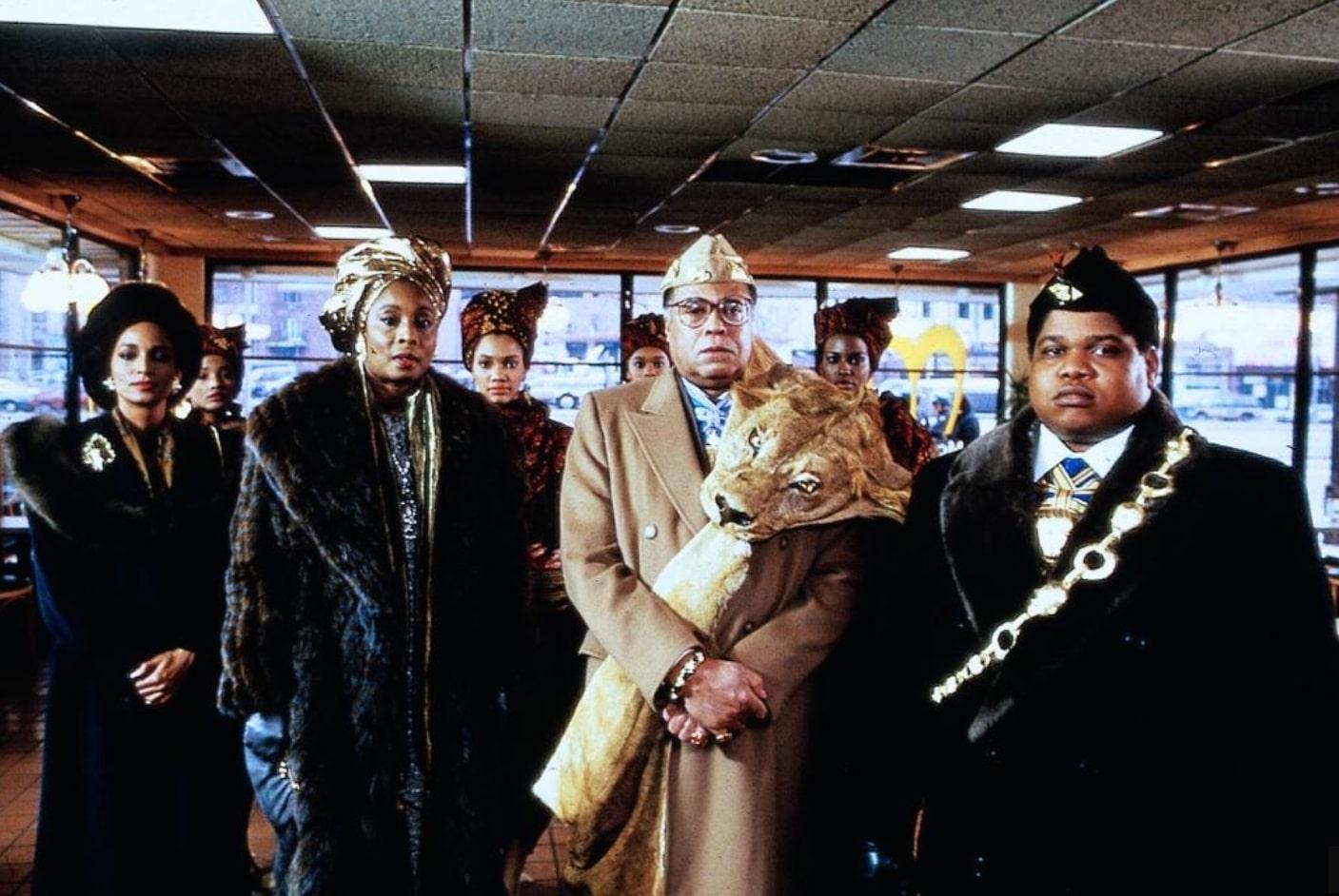 Поездка в Америку / Coming to America (1988): кадр из фильма