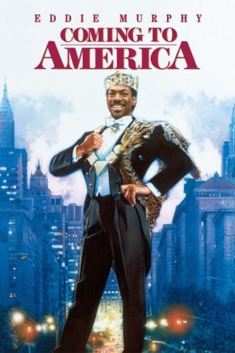 Поездка в Америку / Coming to America (1988): постер