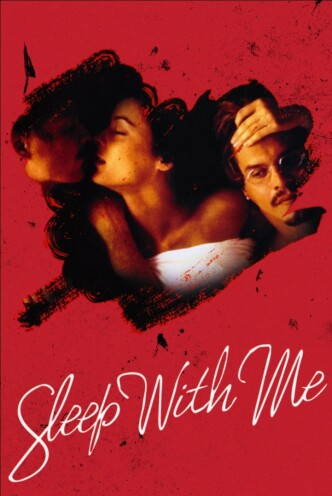 Спи со мной / Sleep with Me (1994): постер