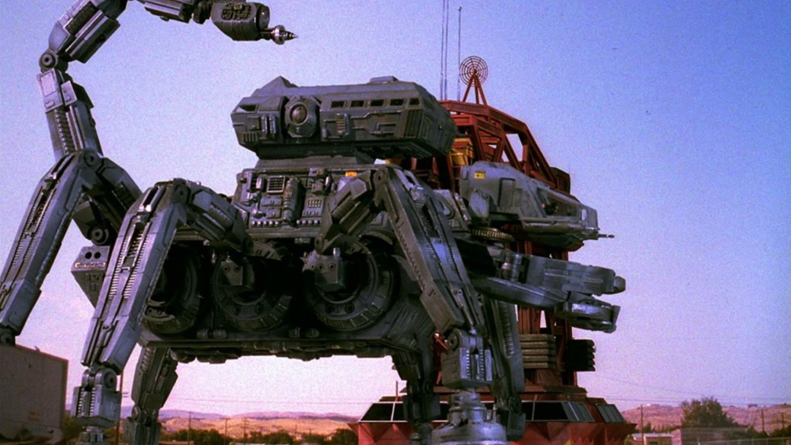 Войны роботов / Robot Wars (1993): кадр из фильма