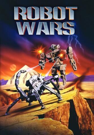 Войны роботов / Robot Wars (1993): постер