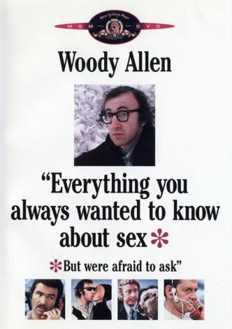Всё, что вы всегда хотели знать о сексе, но боялись спросить / Everything You Always Wanted to Know About Sex * But Were Afraid to Ask (1972): постер
