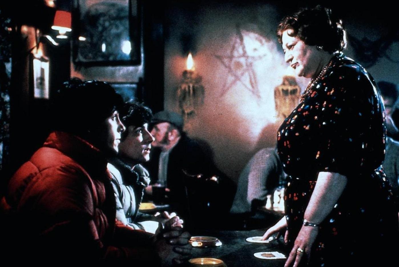 Американский оборотень в Лондоне / An American Werewolf in London (1981): кадр из фильма