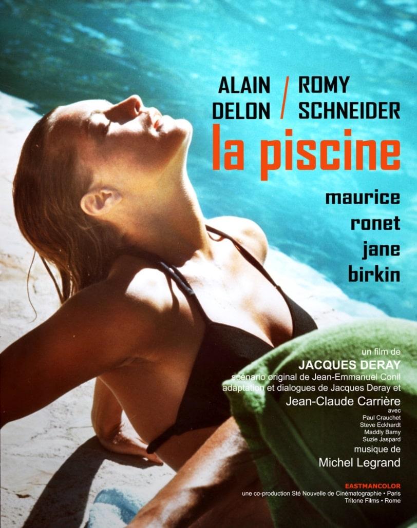 Бассейн / La piscine / La piscina (1969): постер