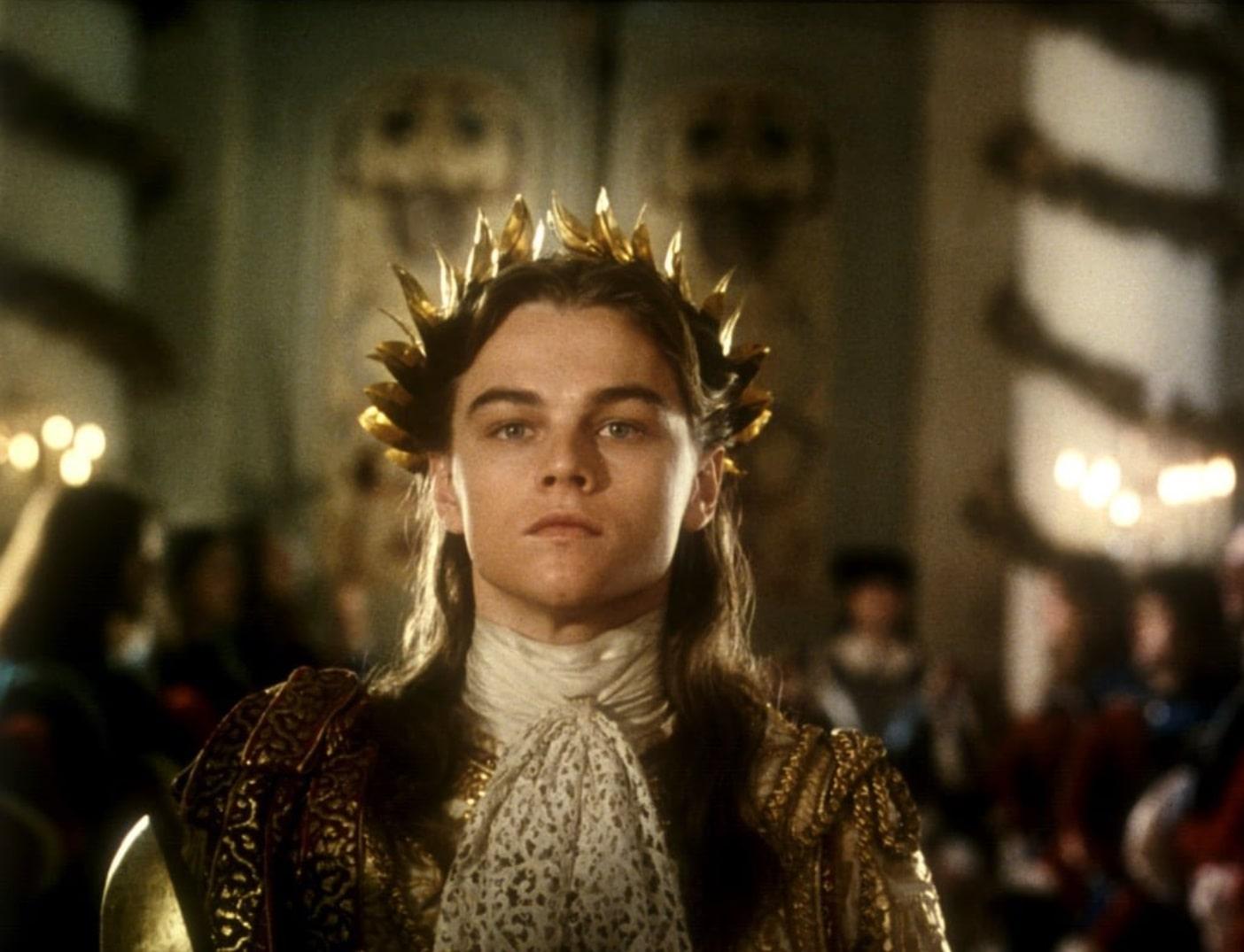 Человек в железной маске / The Man in the Iron Mask (1998): кадр из фильма