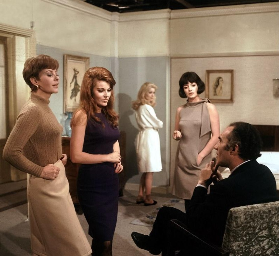 Дневная красавица / Belle de jour / Bella di giorno (1967): кадр из фильма