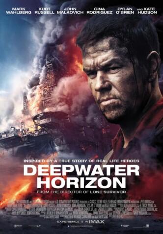 Глубоководный горизонт / Deepwater Horizon (2016): постер