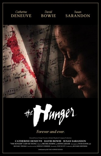 Голод / The Hunger (1983): постер