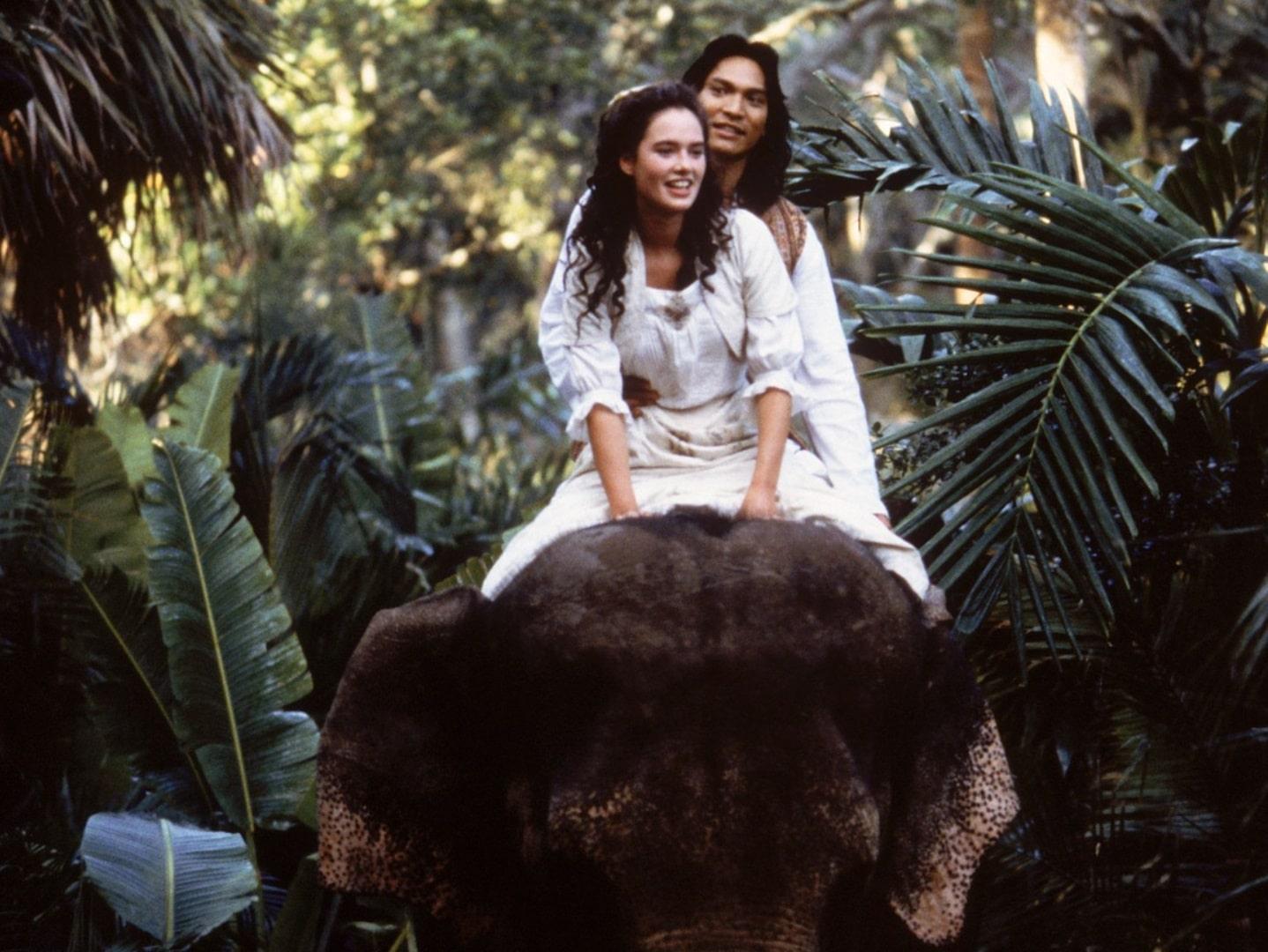Книга джунглей / The Jungle Book (1994): кадр из фильма