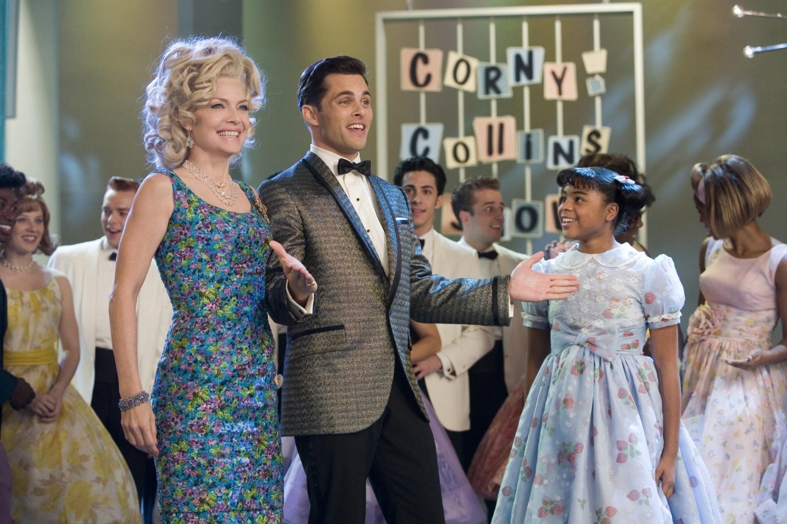 Лак для волос / Hairspray (2007): кадр из фильма