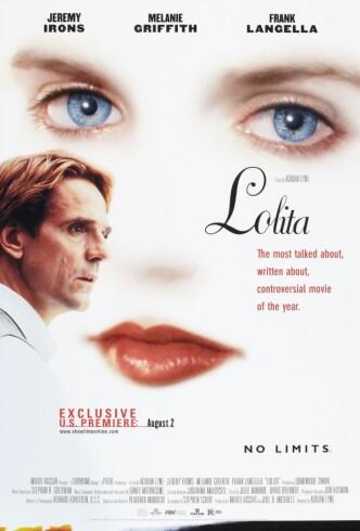 Лолита / Lolita / Lolita (1997): постер