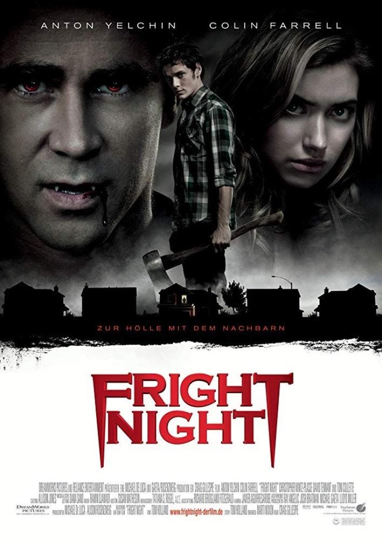 Ночь страха / Fright Night (2011): постер